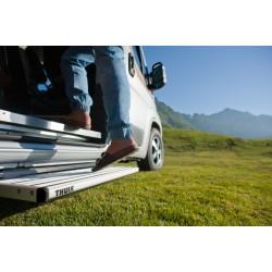 Thule Single Step V10 manual 550 Aluminium