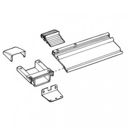 Mounting Set Series 6 for 2 Rails