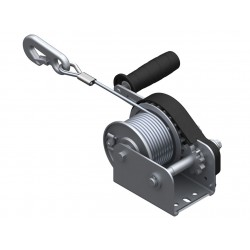 Winch 350 kg with Rope