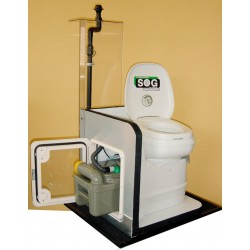 Toilet Ventilation System for C200 Roof Implementation