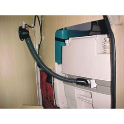 Toilet Ventilation System for Porta Potti