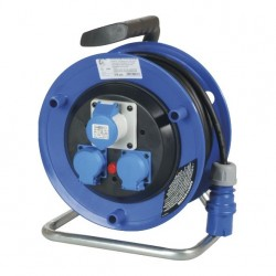 CEE-Plastic-Cable Reel 25 m