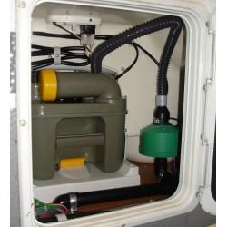 Toilet Ventilation System for C200