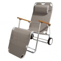 Sun Lounger Beach Trolley