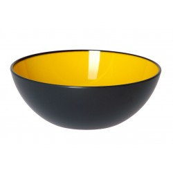 GreyLine Cereal Bowl Yellow