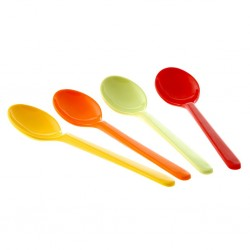 Spoon Set Rainbow 4 Pieces