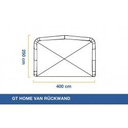 GT Home Van Rear Wall