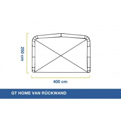 GT Home Van Rear Wall
