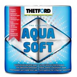 Aqua-Soft Toilet Paper