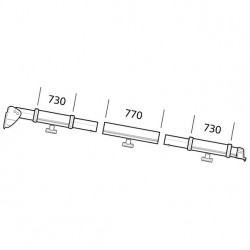 Clamping Profile Thule Residence / Panorama Series 5