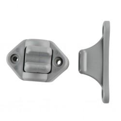 Door Clamp, Flexible Grey