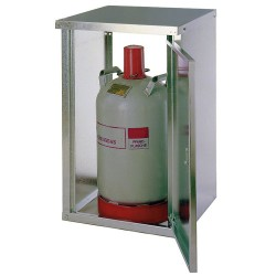 Gas Bottle Storage for 1 Bottle 11 kg