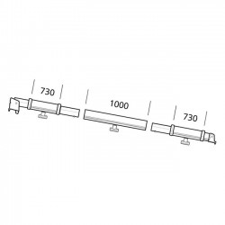 Clamping Profile Thule Residence / Panorama 8000