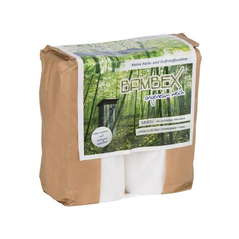 BambexΒ® Premium Toilet Paper