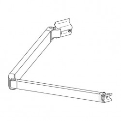 Spring Arm 2,5 m Thule Omnistor 6002, Awning Length 3–4 m, Right Hand