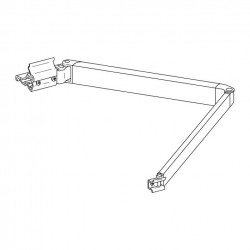 Spring Arm 2,5 m Thule Omnistor 6002, Awning Length 3–4 m, Left Hand