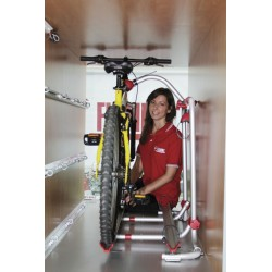 Bike Carrier Carry-Bike Garage Plus