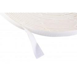 Velcro White Self-Adhesive