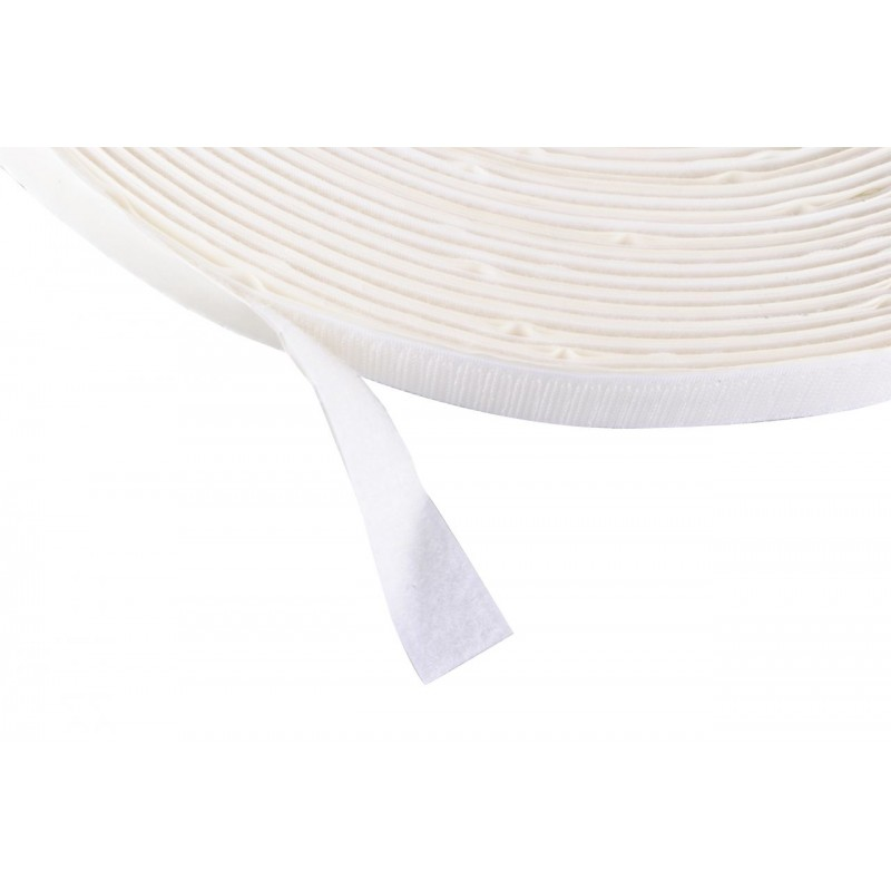 Velcro White Self-Adhesive