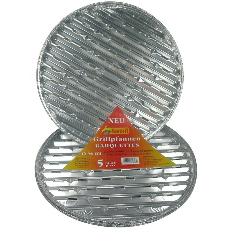 grill pan, round