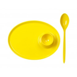Egg Cup Coco' with Spoon