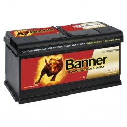 Running Bull AGM Battery
