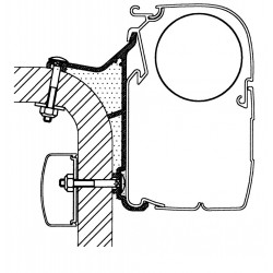 adapter Hymer B2