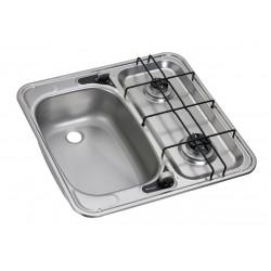 Combination Unit 927, Sink Left