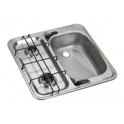 Combination Unit 927, Sink Right