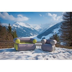 GT Air Sofa 2 Green