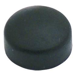Screw Cover for Cramer Hobs and Sinks, EK 2000, Enamelled, Black