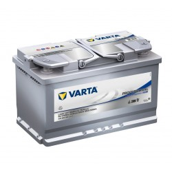 VARTA Professional Dual Purpose LA80