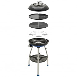 Carri Chef 2 Grill2Braai/BBQ combo 30 mbar