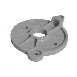 Flange for winch F65 S