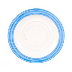 Saucer Blue