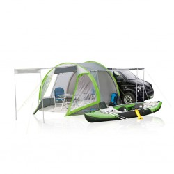 Van Tent Travel Light – Entrance Used as Sun Roof