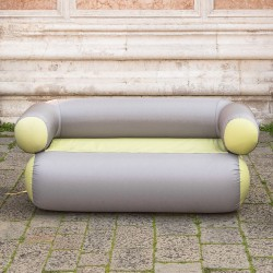 GT Air Sofa 3 Green