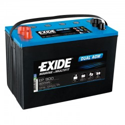 EXIDE Dual AGM 100 Battery