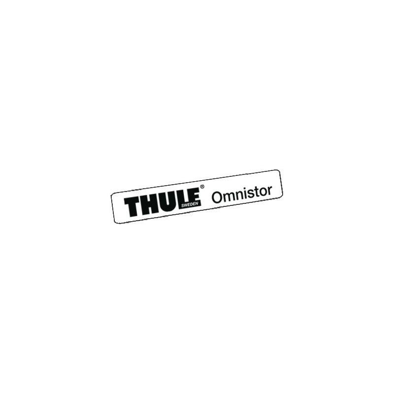 Logo-Plate Thule Omnistor