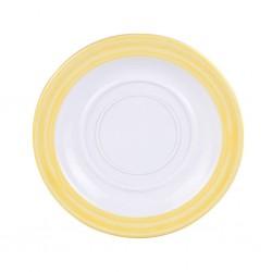 Saucer Yellow