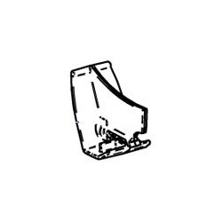 Gliding Angle Lead Rail Thule Omnistor 8000, Front