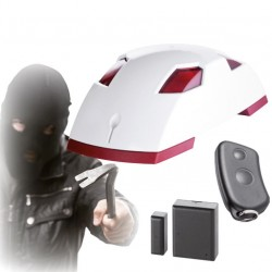 C.A.S Wireless Alarm System for Caravans