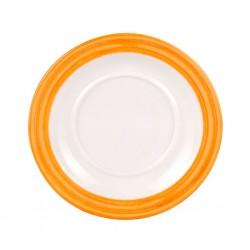 Saucer Orange