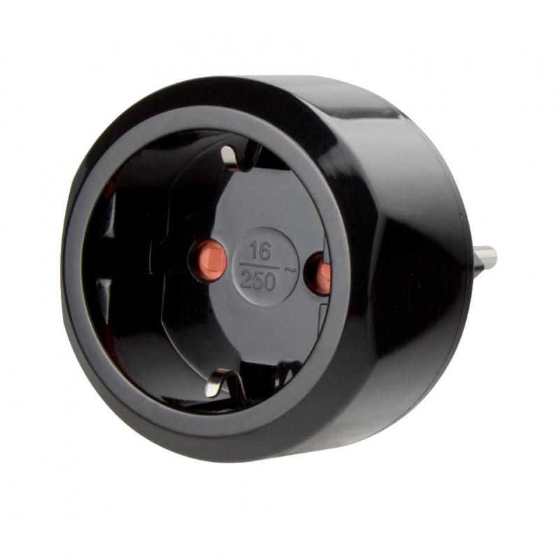 Travel Adapter Schuko/CH