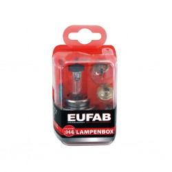 Car Lamp Replacement Box H4