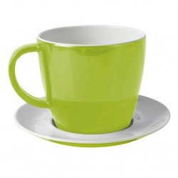 Cup with Saucer Space