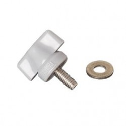 Knob and Washer for Awning Leg