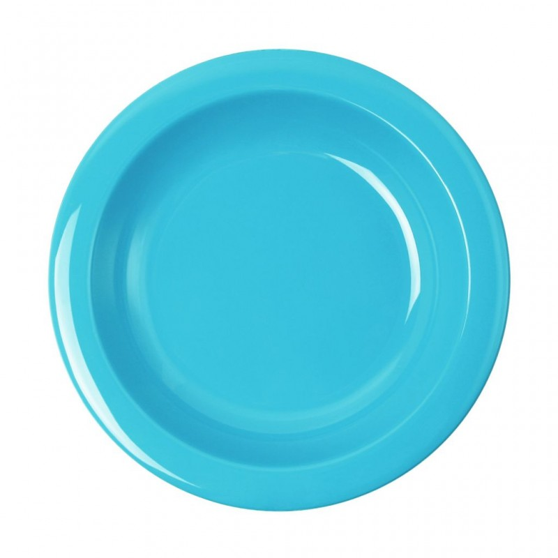 Soup Plate Light Blue