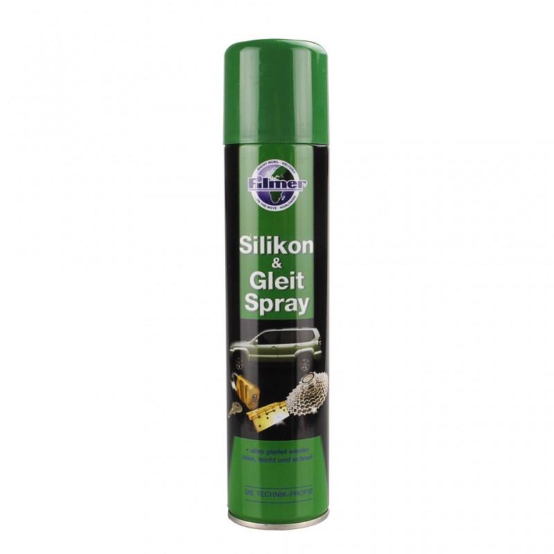 Silicone & Sliding Spray