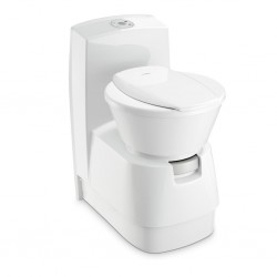 Lightweight Ceramic Toilet Dometic CT 4000